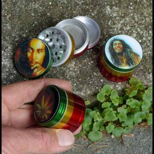 Rasta pollengrinder medium