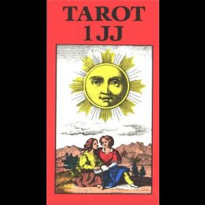 1 JJ  Swiss Tarotkort