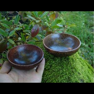 Skål i kokospalmetre