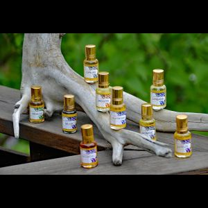 Naturlige parfymeoljer