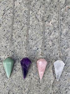 Krystallpendel