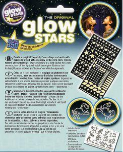 GLOWSTARS selvlysende stjerner