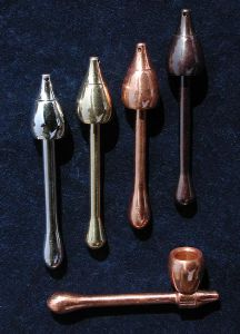 Sopp-pipe