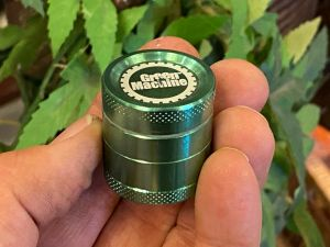 Green Machine mini grinder