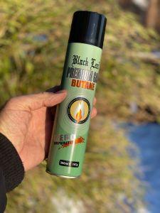 Butan gass Black Leaf