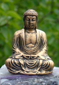 Buddha miniatyr
