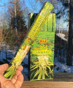 Raj Cannabis røkelse